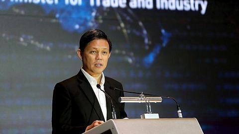 Untuk terus berdaya saing, S'pura harus pastikan asas negara betul: Chun Sing
