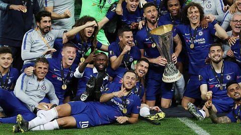 Kemenangan penuh makna bagi Chelsea, Hazard