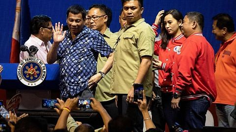 Duterte kian kuat lepas sekutu menang pilihan raya separuh penggal Filipina