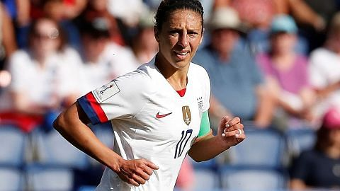 Piala Dunia Wanita: AS atasi Chile mara peringkat 16 terbaik