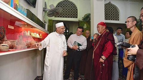 'Perkukuh hubungan agama perlu usaha berterusan'
