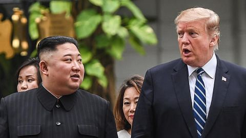 Surat Trump kepada Kim boleh buka rundingan baru: Pompeo