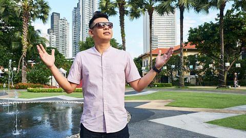 Hady Mirza mahu fokus hal positif 'Podcast' BH bersama Hady Mirza