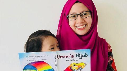 Tulis buku kanak-kanak versi Inggeris, Melayu secara berasingan