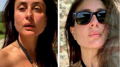 Gambar Kareena Kapoor dikritik 'lebih tua dari usia'