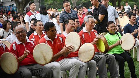 PM Lee lancar Pesta PassionArts