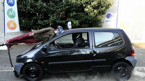 Eropah hadapi tsunami skuter elektrik