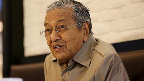 Mahathir gesa Melayu usah tubuh parti baru tapi sertai parti sedia ada