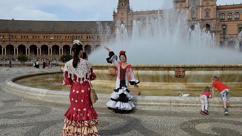 Perubahan iklim dijangka jejas pelancongan Sepanyol