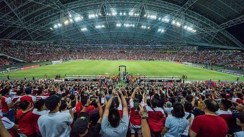 Peminat berpeluang temui bintang bola sepak di Hab Sukan