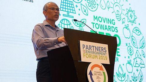 Masagos: Sains iklim bantu usaha S'pura lindungi prasarana penting