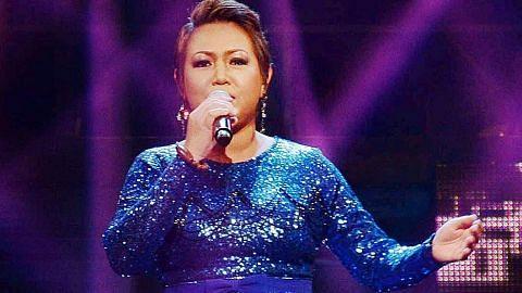 Penyanyi veteran Shima kini dalam golongan asnaf dibantu zakat