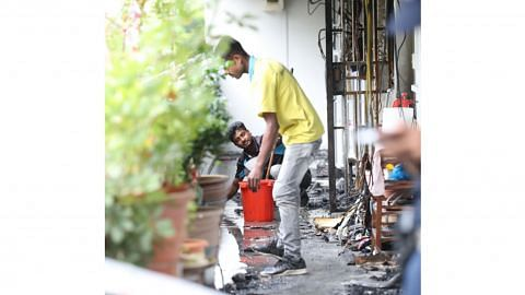Siasatan awal SCDF tunjuk PMD mungkin punca flat Ang Mo Kio terbakar