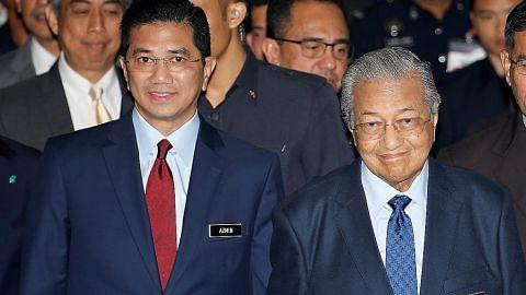 Skandal video seks sejenis: Mahathir enggan diperalat