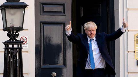 Brexit cabaran utama Boris Johnson sebagai PM baru Britain