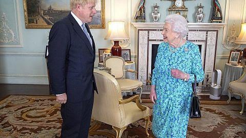 PM baru Britain nada optimis di sidang Kabinet pertama