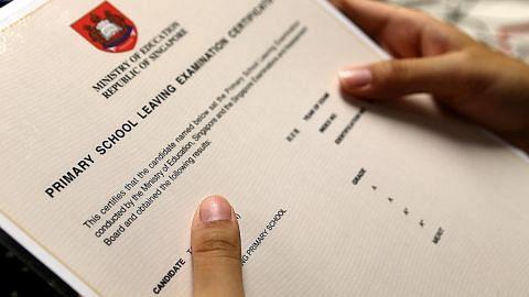 Murid darjah 5 dinilai dengan penskoran PSLE baru tahun depan