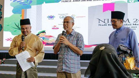 Lestarikan bahasa Melayu tugas bersama