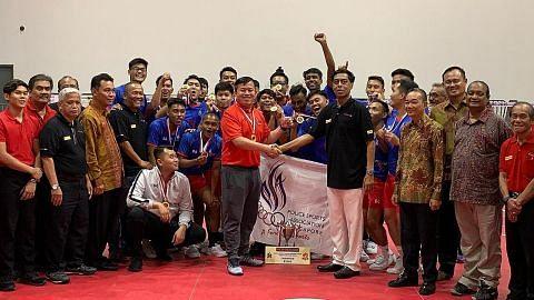 Police SA rebut kejuaraan Liga Perdana 2019
