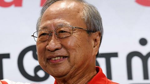 Cheng Bock janji wakili rakyat utarakan isu penting jika dipilih