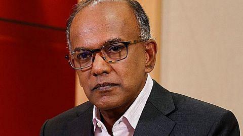 Shanmugam garis pendekatan S'pura tangani pengganasan