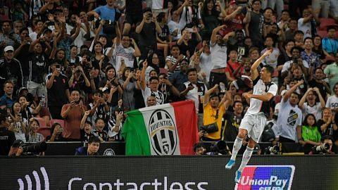 BOLASEPAK ANTARABANGSA Kejohanan ICC bak semberani tarik sambutan hangat penyokong luar negara