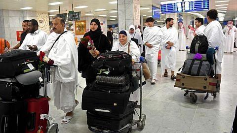 Keluarga mangsa serangan Christchurch tiba di Jeddah untuk tunai haji