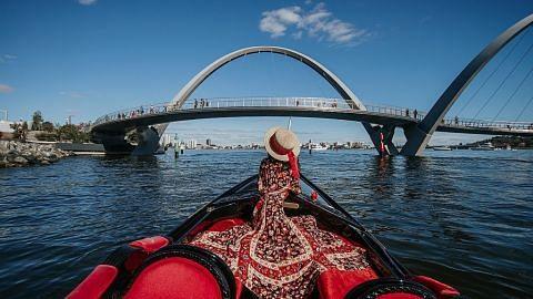 Pelancong setempat pacu ekonomi Australia Barat