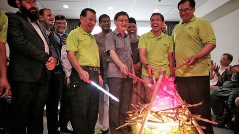 Perkukuh hubungan antara kaum melebihi toleransi: DPM Heng
