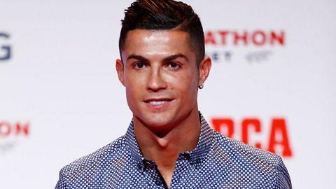 Cristiano Ronaldo duta jenama Shopee yang baru