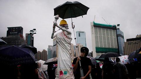 HK bersiap hadapi lebih banyak bantahan minggu ini