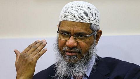 Zakir Naik mohon maaf