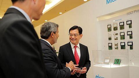 SG tarik pelaburan $8.1b meski ekon lembap