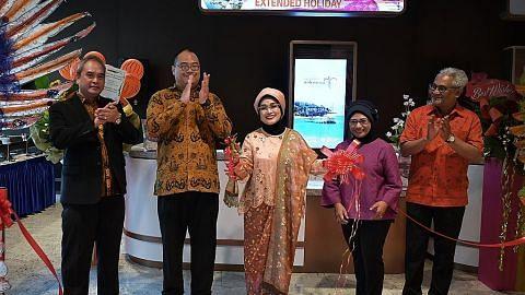 Jakarta buka kaunter pelancongan Batam, Bintan di Terminal 1