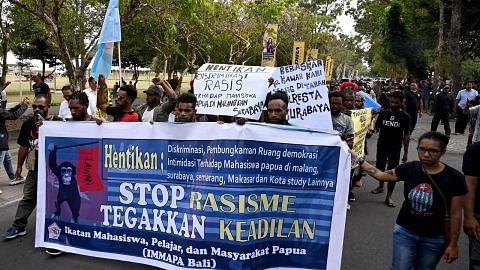 Indonesia sekat Internet di Papua bagi tangani keganasan