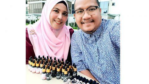 Firma minyak wangi dekati pelanggan dengan khidmat terbaik