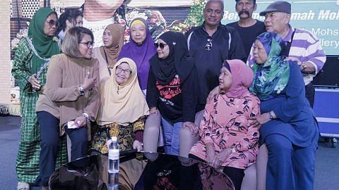 EKONOMI Teruja sertai sesi kongsi niaga kerana Fatimah Mohsin
