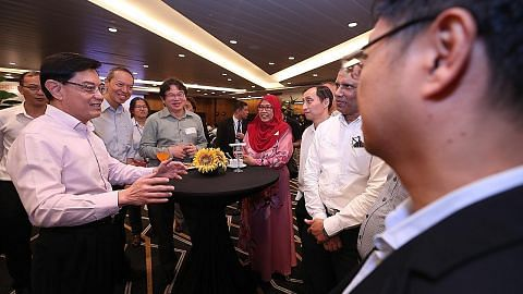 DPM Heng dialog dengan 200 anggota masyarakat