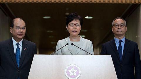 Hongkong tetap bergolak walau undang-undang ekstradisi ditarik balik