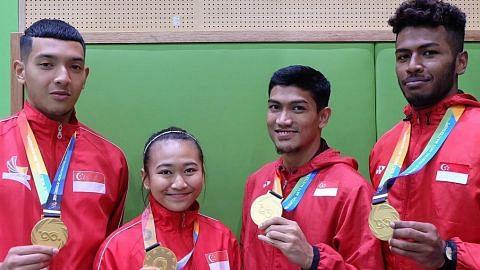 Pesilat S'pura raih empat pingat emas, empat perak dalam kejohanan dunia