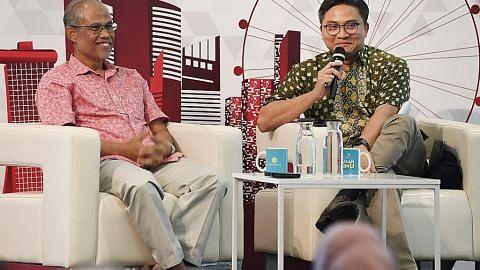 Keprihatinan atas isu nasional cermin pemikiran maju Melayu: Masagos