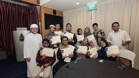 Lebih 30 belia lulus program RRG fahami Islam dalam konteks negara majmuk