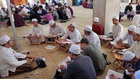 Masyarakat Muslim kian peka mengenai skim pentauliahan