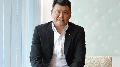 DBS Bank rancang 3.5 juta e-dompet PayLah! jelang 2023