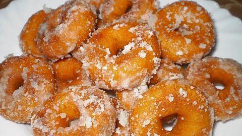 Aduhai... mochi Melayu... donut Melayu...