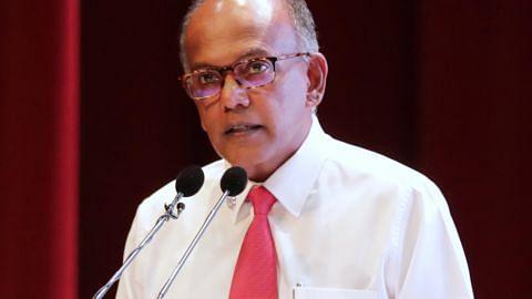 Keupayaan Home Team terus diyakini namun usah leka: Shanmugam