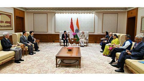 S'pura, India sahkan hubungan kukuh, meluas antara kedua negara