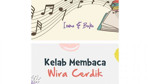 Beraneka acara bahasa anjuran NLB untuk kanak-kanak bulan ini