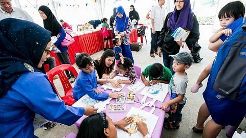 M3@Pasir Ris-Punggol atur program, pastikan tiada yang ketinggalan