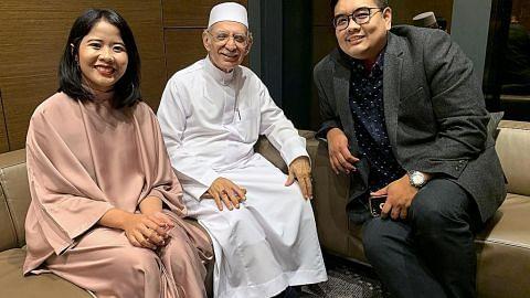Contohi sikap rendah hati Habib Hassan pupuk keharmonian di S'pura